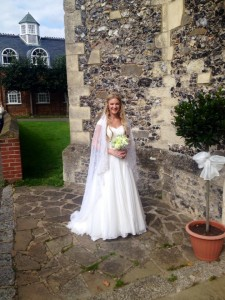 Lauren's wedding 2014